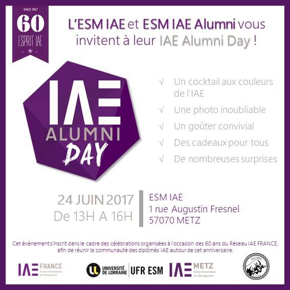 Alumni Day by ESM IAE Alumni