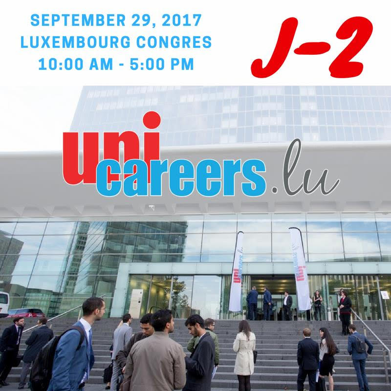 Salon de recrutement unicareers.lu